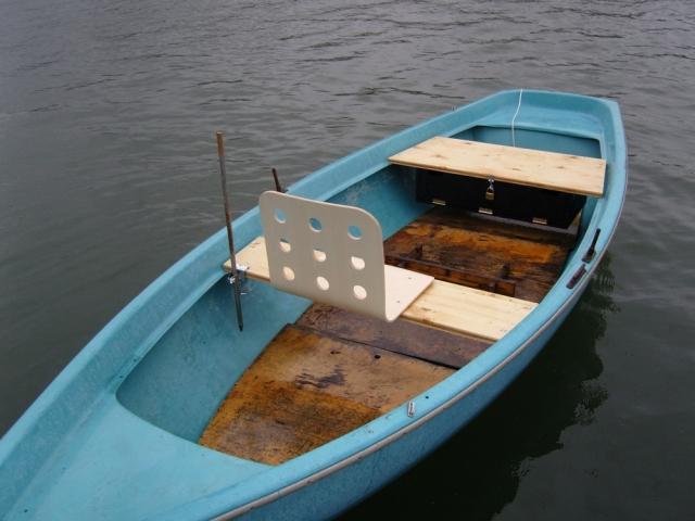Super GFK Boot Restauration - BLINKER - FORUM SO18