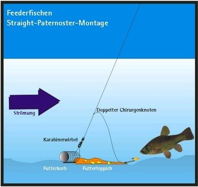Hechtfischen im kleinen Fluss ? Angelforum
